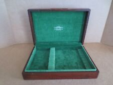 Cutco Wooden Display Box For Steak Knife Storage for 8 Knives