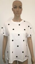 Summer Loose Tops,Blouse, Short Sleeve T-Shirts for Girls/Ladies/Womens - Size L