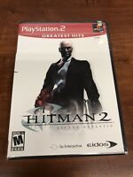Hitman 2: Silent Assassin Greatest Hits PlayStation 2 Brand New Factory Sealed