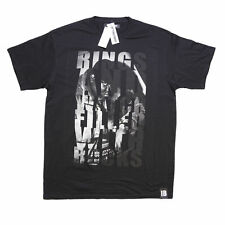 "Invisible Bully New York ""Rocks"" Black Mens T Shirt Biggie Smalls Notorious BIG"