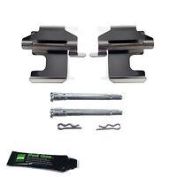 FIAT 500 1.2 - FRONT BRAKE PAD FITTING KIT - PAD PIN KIT (SOLID DISCS) BPF1273A