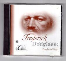 Frederick Douglass Freedom's Force Pc/Mac Cd-Rom 1998 Time Life Windows 95/98/Nt