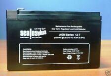 7Ah Rechargeable Batteries