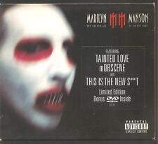 """MARILYN MANSON """"The Golden Age Of Grotesque"""" Ltd CD+DVD Slipcase"""