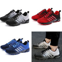 Running Shoes Walking Gym Tennis Athletic Trail Runner Casual Sneakers for Men