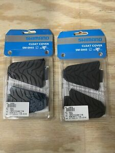 (2) Two Pairs Shimano Cleat Cover SM-SH45