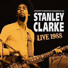 Stanley Clarke - Live 1988 FM Broadcast (Live Recording, 2018)