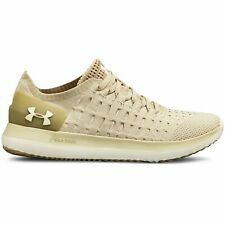 Womens Under Armour Slingride 2 3020358 200 Brown Lace Up Running Trainers
