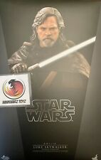 Hot Toys Star Wars The Last Jedi Luke Skywalker Deluxe MMS458 1/6 Sideshow