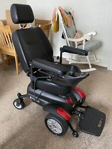 Drive Titan electric power wheel chair, virtually new