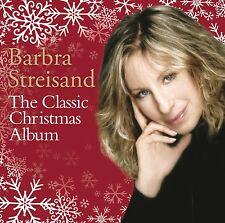 BARBRA STREISAND - THE CLASSIC CHRISTMAS ALBUM  CD NEU
