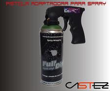 pistola adaptadora spray full dip vinilo liquido plasti dip universal