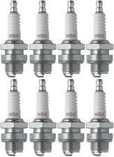 Set of 8 NGK Standard Spark Plugs for ski-Doo ALPINE 1972-1970 Engine 640cc