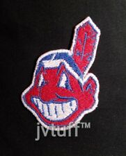 MLB Cleveland Indians baseball embroidered iron / sew on patch BUY 3 GET 1 FREE