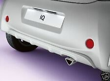 Genuine Toyota IQ Rear Skirt Bumper Spoiler Painted Amythest 9Ah PZ402-I0640-Ng