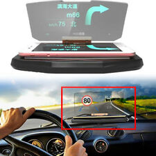 Universal Car Phone GPS Navigation HUD Head Up Projection Display Bracket Holder