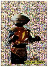 Checklist 13 #125 Power Rangers 1995 Merlin Special Collection Trade Card(C1380)