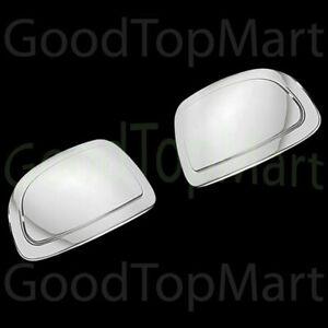 For Cadillac Escalade 2002 2003 2004 2005 2006 Chrome Mirror Cap Cover