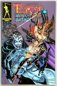 Tarot Witch of the Black Rose #2A - Broadsword Comics - Jim Balent