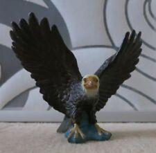 Schleich Adler Weißkopfseeadler Seeadler Greifvogel Tier Spielwaren Kinder
