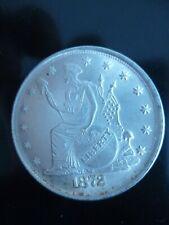 Münze Trade Dollar United States of America Dollar 1872