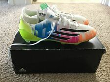 ADIDAS F10 TRX FG MESSI Soccer Cleats Shoes, NEW  Men's Multicolored size 10.5