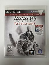 Assassin's Creed Revelations Signature Edition PlayStation 3 Video Game