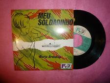 MARIA ARMANDA Meu Soldadinho / 3+ EP Fado 1967 PORTUGAL PRESS (EX-/EX-) R