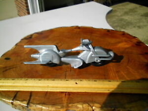 Space Cycle Ship Rocket Toy Lost In Flash Gordon Buck Roger Bike Captain Video