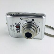 Nikon COOLPIX L15 8.0MP Digital Camera - Silver