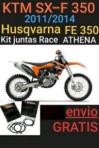 Kit de junta Athena Race para KTM Husqvarna SX-F 350 / EXC-F 350 . Referencia...
