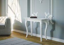 Tavolo consolle allungabile Shabby Bassano salotto soggiorno cucina classica