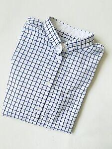 Chemise à carreaux  ALAIN FIGARET Semi slim fit - Taille 42