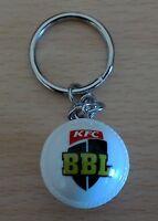 KFC BBL CRICKET BIG BASH LEAGUE CRICKET BALL KEY RING- BRAND NEW