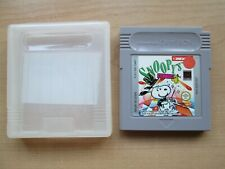 Nintendo GAME BOY - Snoopy's Magic Show - GAME ONLY