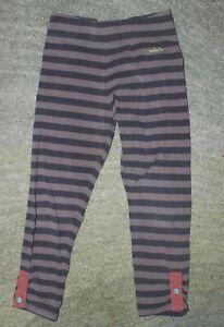 Matilda Jane (You & Me) Licorice Leggings - Size 8 - GUC  -  READ