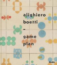 Alighiero Boetti: Game Plan: By Alighiero Boetti