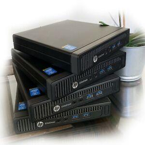 EliteDesk 800 G1 Mini Desktop - Intel Core i7 4th Gen 2 GHz - 8 GB - 128 GB SSD