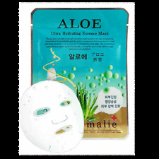 Malie ALOE  Ultra Hydrating Essence Mask Pack Korea Mask sheet