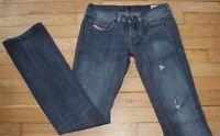 DIESEL  Jeans pour Femme W 26 - L 32 Taille Fr 36 DOOZY  (Réf #Y147)