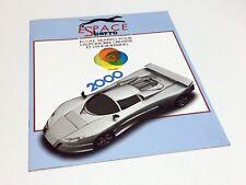 2000 Sbarro GT12 Concept Auto & Design No.120 Brochure