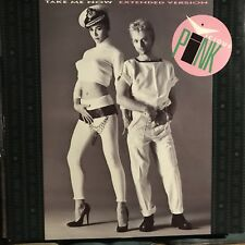 VICIOUS PINK • Take Me Now •. Vinile 12 Mix • 1985PARLOPHONE