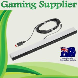 Replacement Sensor Bar for Nintendo Wii Console and WiiU console (Wired)