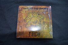 FINCH MURDER BY DEATH RARE NEW SEALED SOUNDTRACK CD! JEFF VANDERMEER x