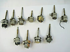 11 Vintage Untested Multi Turn Potentiometers Pots Cts Type Hgog