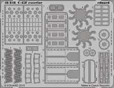 Eduard 1/48 Beech C-45F/UC-45F Exterior for ICM kit # 48848