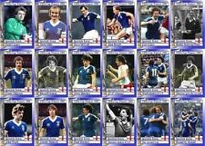 Ipswich Town 1981 UEFA Cup winners football trading cards