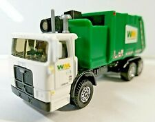 2008 WASTE MANAGEMENT WM AUTOCAR ACX GARBAGE TRASH REFUSE TRUCK RW002 DIORAMA