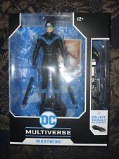 DC Multiverse - The Batmobile Series - Better Than Batman - NIGHTWING - New