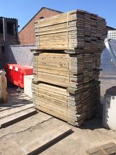 5ft Scaffold Boards, genuine reclaimed scaffolding boards used excellant